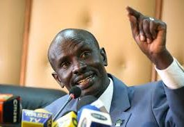 File Photo- Hon Wilson Sossion