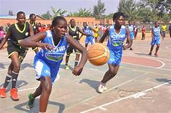 File photo A KSSSA championship basketball match