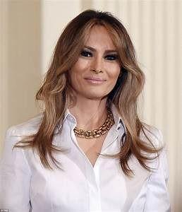 Melania Trump, US first lady