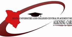 KUCCPS online portal, Kenya