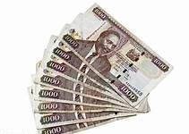 Kenya's currency- Notes