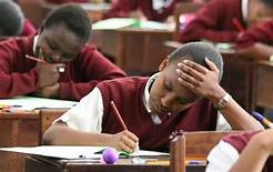 Kenyan Students Sitting an Exam. Get a list of all upcoming students' contests and symposiums this year