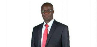 Mr Ouko Laban KUPPET CHAIR KISII