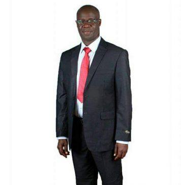 Mr Ouko Laban KUPPET CHAIR KISII