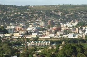 Mwanza City in Tanzania