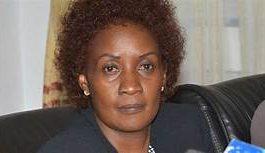 TSC CEO- Dr. Nancy Macharia