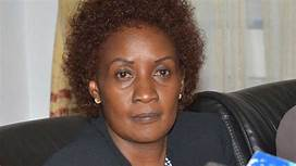 TSC CEO- Dr. Nancy Macharia