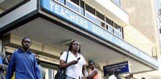 TSC teaching vacancies in Kenya