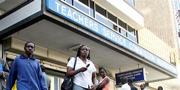 TSC teaching vacancies in Kenya
