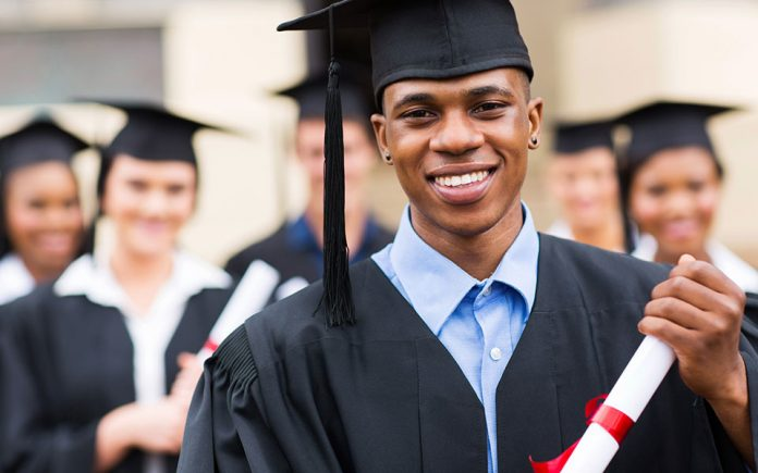 A university graduate. The Commission for University Education has scrapped 133 degree courses offered by Kenyan Universities.
