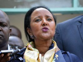 Dr Amina-Mohamed- The under fire Education Ministry's Cabinet Secretary