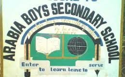 Arabia boys Secondary School