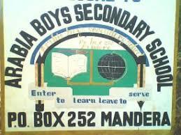 Arabia boys Secondary School