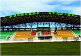 Bukhungu stadium- the host of this year's Mashujaa day celebrations