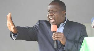 File Photo-CS Fred Matiang'i