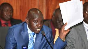 Dr. Belio Kipsang, Education PS. Dr Kipsang says the Ministry has since postponed the issuance of tablets to class one pupils and will instead build Computer Laboratories for all Public Primary Schools.
