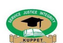 KUPPET Logo