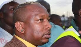 File Photo-Nairobi County Governor, Sonko