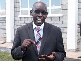 File photo- Education PS, Dr. Belio Kipsang