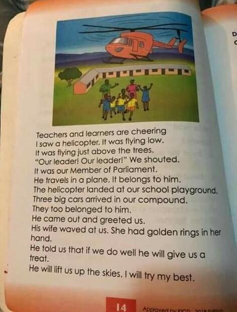 Grade 2 textbook
