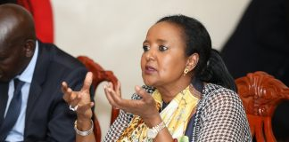 Education CS, Amina Mohammed