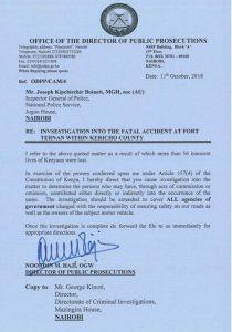 DPP orders probe