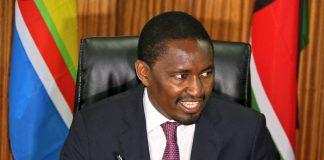 Mwangi Kiunjuri- CS Agriculture
