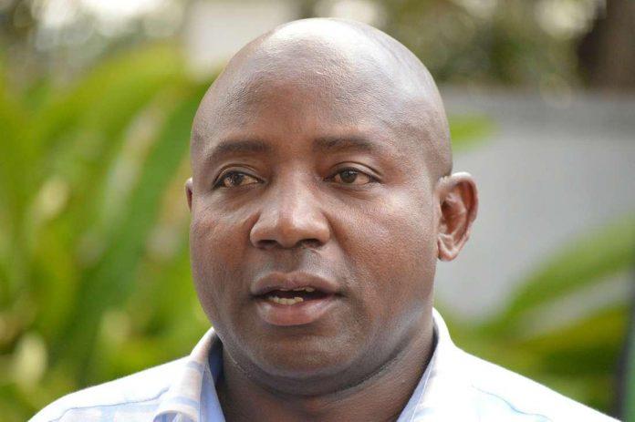File photo (Courtesy)- Lugari MP, Hon. Savula