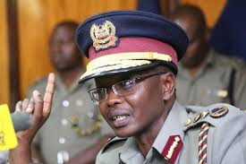 Inspector General of police, Joseph Boinnet