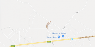 Lumakanda, courtesy of Google maps
