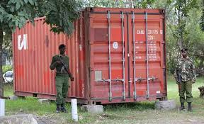 examination Container in Kenya