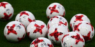 Football fixtures today.