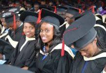 File Photo- Graduation Ceremony at the University of Nairobi