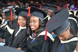 File Photo- Graduation Ceremony at the University of Nairobi