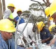 File Photo- KPLC Engineers at work