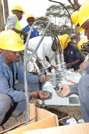 File Photo- KPLC Engineers at work