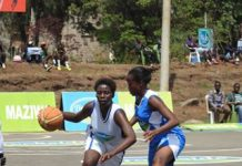 File photo- Students participate at a past Basketball championship