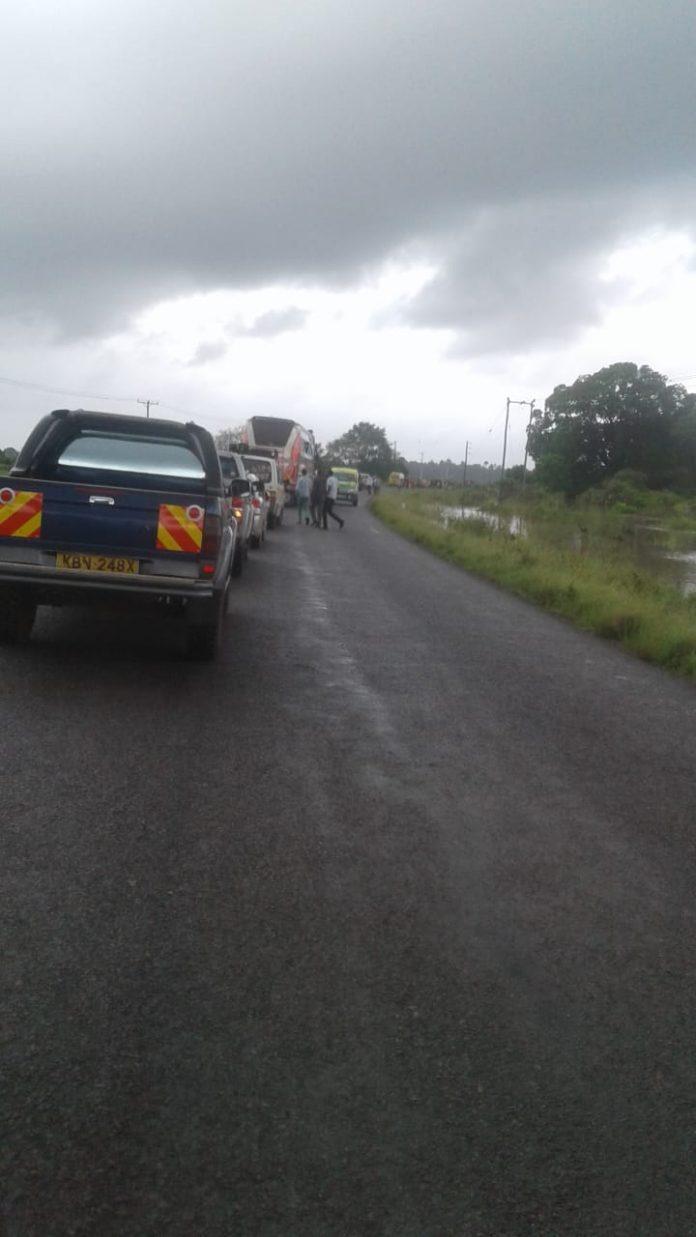 A Kenyan Road