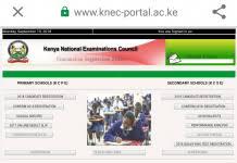 KCSE Examinations 2018