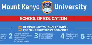 MKU advert