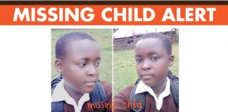 Missing Child-Isabellah Boyani