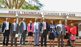 Photo- Kenya Technical Training College