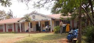 Photo- Koyonzo Secondary School in Mumias
