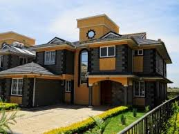 A house on sale in Kenya(Courtesy of Jumuia). Teachers are opposed to the new housing scheme by the government