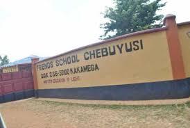 Chebuyusi Boys High School