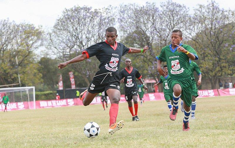 Africa Copa Coca Cola Championship, 2018- Kenya( St  Anthony's