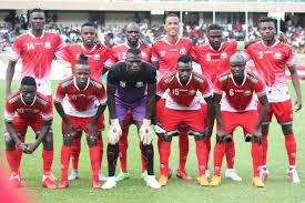Harambee Stars' squad