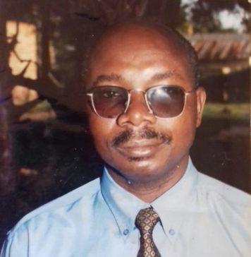 The late Lazarus (Photo Courtesy of Bungoma County Sports)