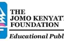 Jomo kenyatta Foundation Logo
