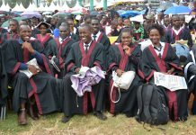 KMTC Graduation Ceremony, 2018